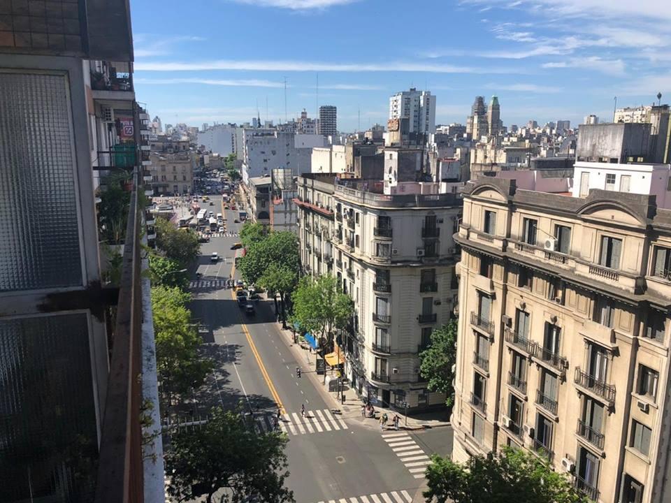 Avenida Jujuy e Irigoyen
